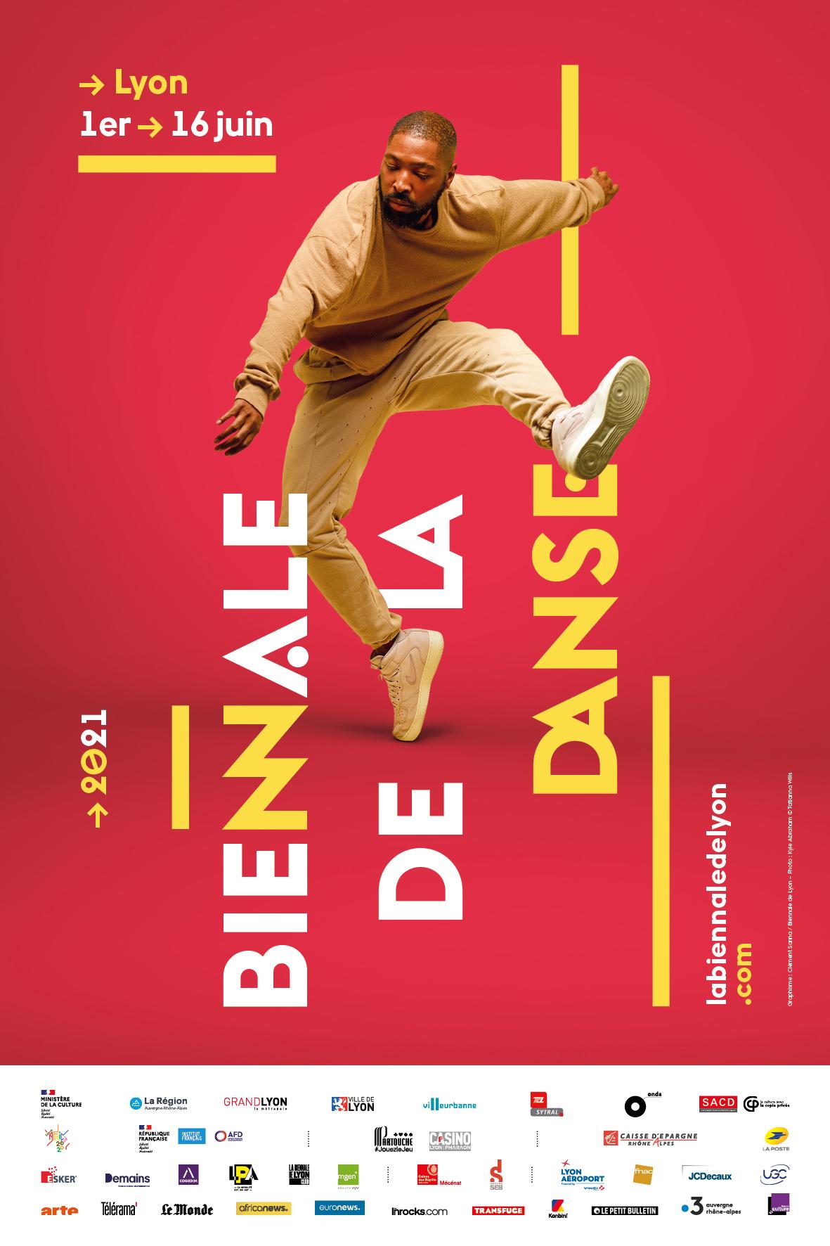 le Fonds de dotation Dupessey&Co partenaire de la Biennale de la Danse 2021