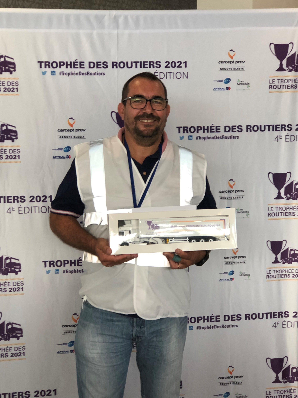 DUPESSEY&CO - Trophée des routiers